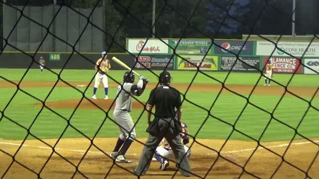 Watch and share Dermis Garcia HR GIFs by Baseball America on Gfycat