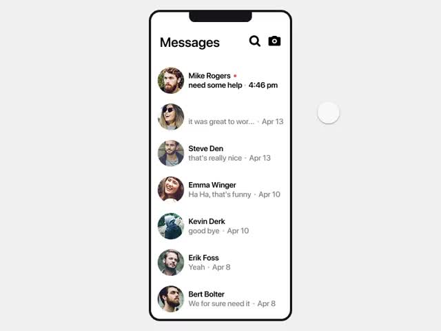 Watch and share Chat-message-suggestions GIFs on Gfycat