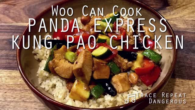 Watch and share Kung Pao Chicken GIFs and Chinese Cooking GIFs by WooCanCook on Gfycat