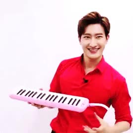 Watch and share Super Junior M GIFs and Zhoumi GIFs on Gfycat
