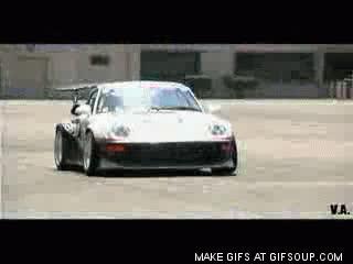 Porsche Drift GIFs