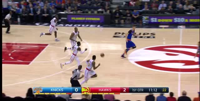 Watch and share VUJACIC Foul GIFs by New York Basketball Observer on Gfycat