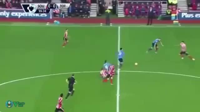 Watch and share Harry Kane Goal   Southampton Vs Tottenham 0 2   Premier League 19 12 2015 GIFs on Gfycat