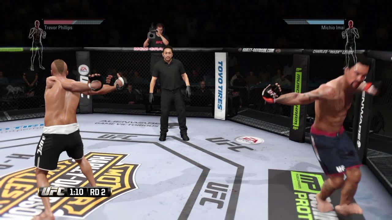 UFC Gif GIFs