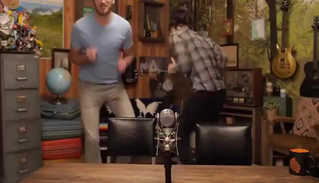 Watch gmm on the run GIF on Gfycat. Discover more gmm, link, rhett, running GIFs on Gfycat
