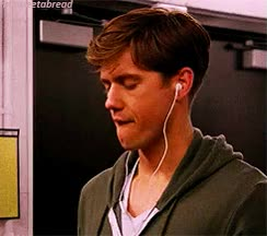 Watch graceland GIF on Gfycat. Discover more aaron tveit GIFs on Gfycat