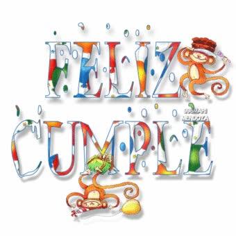 Watch and share Feliz Cumplea Os GIFs on Gfycat