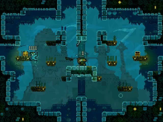 towerfall, why the miracle boop was invented GIFs