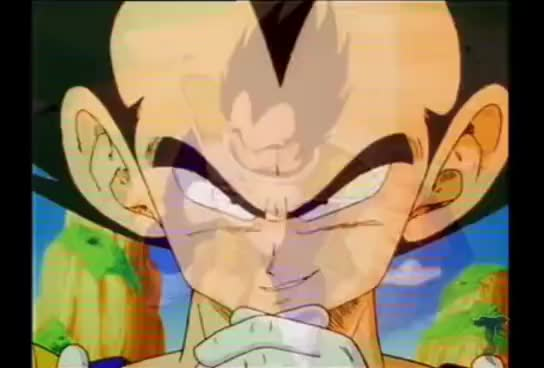 Watch and share Saiyan GIFs and Leader GIFs on Gfycat