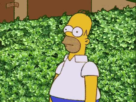 Watch and share I Made A Homer Backing Into Things Generator. Can Anyone Come Up With Some Funny Ones? : TheSimpsons GIFs on Gfycat