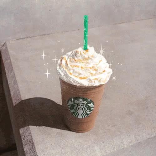 Watch and share Starbucks GIFs on Gfycat