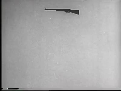 Watch Receiving Rifles - Fire! Via U.S. News Review: Issue 5 (1942) Marc Rodriguez GIF by Marc Rodriguez (@marcrodriguez) on Gfycat. Discover more 1940s, animation, film, fire, gun, marc rodriguez, march, marching, movie, newsreel, readiness, rifle, rifles, soldiers, vintage, war, weapons, ww2 GIFs on Gfycat