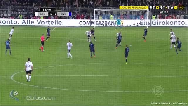 Watch and share (www.nGolos.com) Germany 1-0 England GIFs on Gfycat