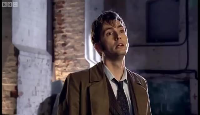 The Doctor Remembers Gallifrey - Gridlock - Doctor Who - BBC GIFs