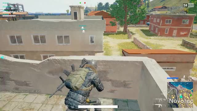 Watch When the enemy forgets theres a window.... GIF by @captnwalker1 on Gfycat. Discover more GeForceGTX, PLAYERUNKNOWN'S BATTLEGROUNDS, ShareEveryWin GIFs on Gfycat
