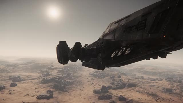 Watch Star Citizen | Reclaimer's smooth approach GIF by @romanito on Gfycat. Discover more starcitizen GIFs on Gfycat