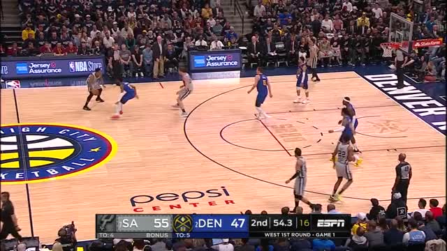 Watch de7101d7-897b-c481-d6ac-2d4f181e079f.nba 3676167 1920x1080 5904 GIF on Gfycat. Discover more Denver Nuggets, basketball GIFs on Gfycat