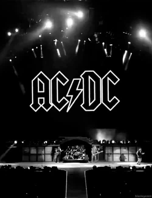 Watch and share Acdcfandom GIFs and Acdc Band GIFs on Gfycat