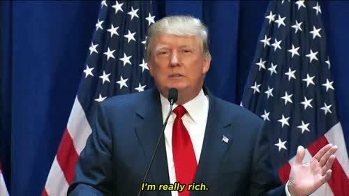 12 Life Lessons for You by Donald Trump GIFs