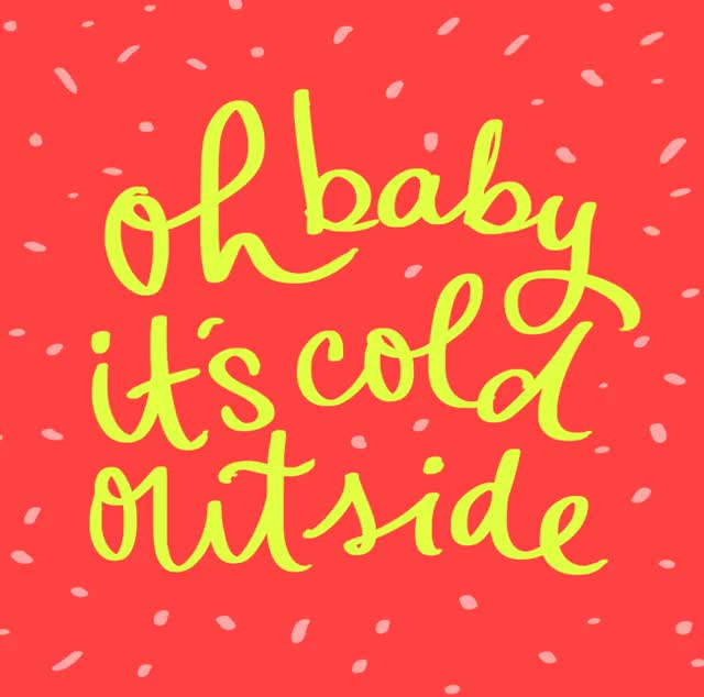 Watch this trending GIF by The GIF Smith (@sannahparker) on Gfycat. Discover more baby its cold outside, chilly, christmas, christmas song, cold, denyse, frosty, happy holidays, holidays, i really cant stay, merry christmas, snow GIFs on Gfycat