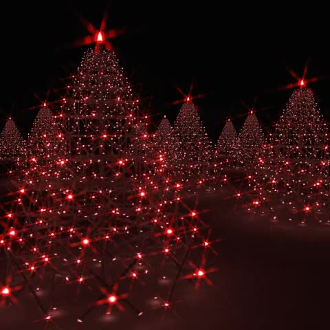 Watch and share Digital Christmas Trees To Upgrade Your Apartment | GIF Six-Pack GIFs on Gfycat