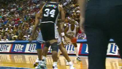 Watch and share Isaiah Rider — Minnesota Timberwolves GIFs by Off-Hand on Gfycat