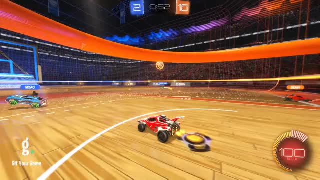 Watch Goal 13: Apollo GIF by Gif Your Game (@gifyourgame) on Gfycat. Discover more Apollo, Gif Your Game, GifYourGame, Goal, Rocket League, RocketLeague GIFs on Gfycat