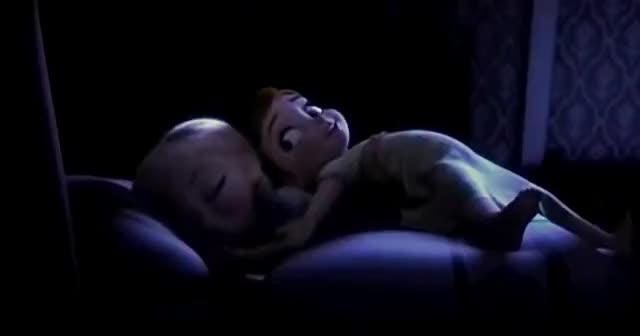 anna, frozen, wake up, Frozen GIFs