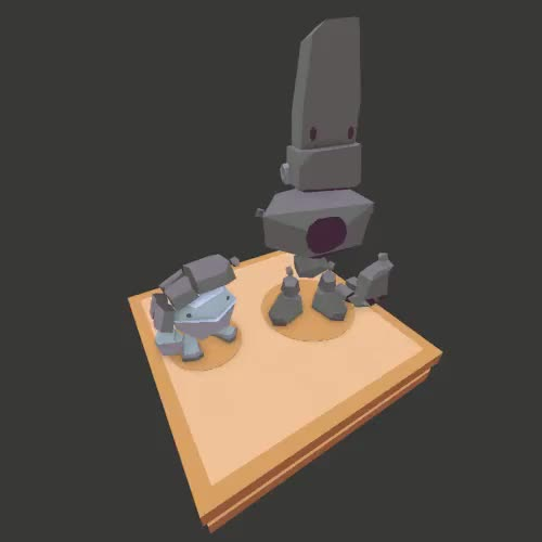 Watch and share Lowpoly GIFs and Patreon GIFs on Gfycat