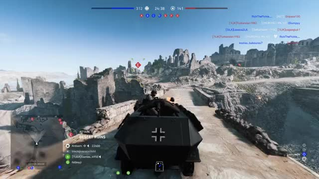 Watch and share Battlefield™ V 20190513235624 GIFs by ardaam on Gfycat