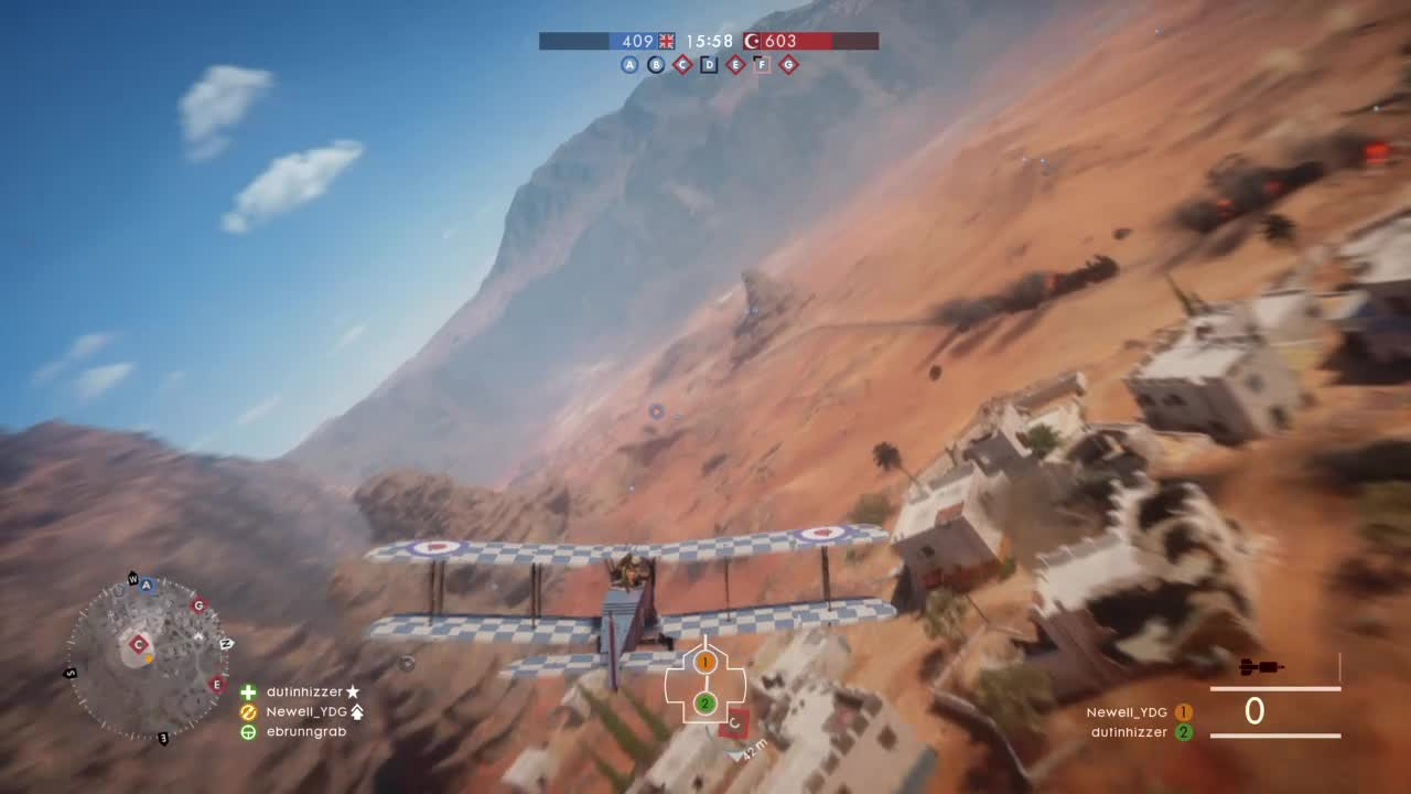 battlefield, gaming, ps4, random, Guy in sky GIFs