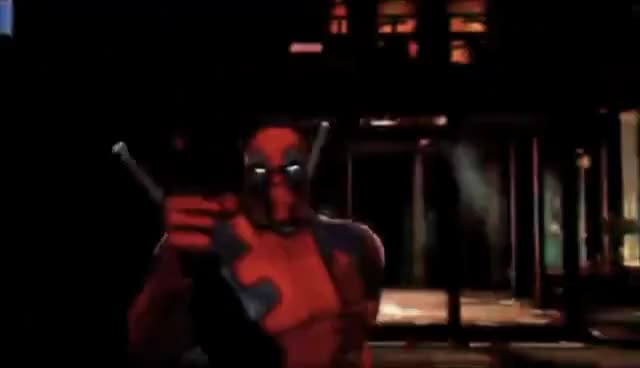 Watch Deadpool 4th Wall GIF on Gfycat. Discover more capcom, dead, marvel, mvc, pool, vs GIFs on Gfycat