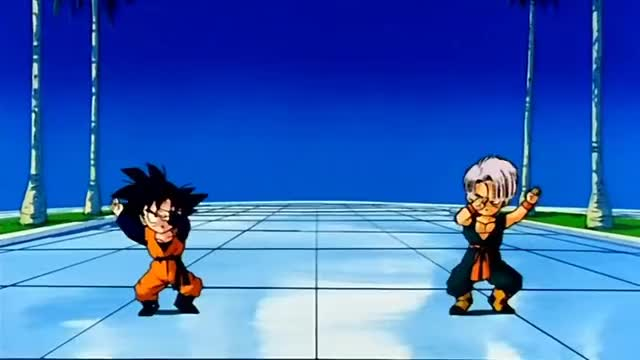 Watch and share Dragonball GIFs and Gotenks GIFs on Gfycat