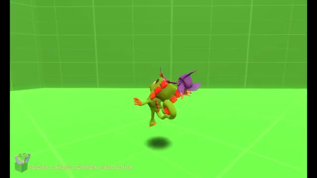 Watch Ballerina Yooka GIF by @derko9 on Gfycat. Discover more related GIFs on Gfycat