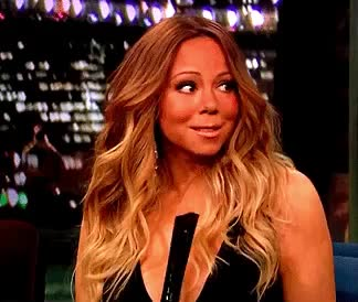 cared, carey, don't, know, mariah, mariah carey, oops, sorry, who, Mariah doesn't know GIFs