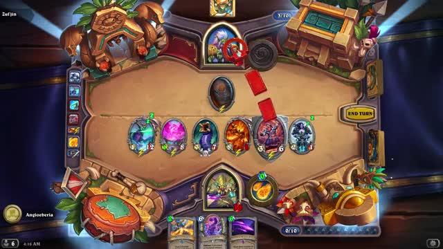 Watch this hearthstone GIF by @angioeberia on Gfycat. Discover more Hearthstone, Ysera, hearthstone, ysera GIFs on Gfycat