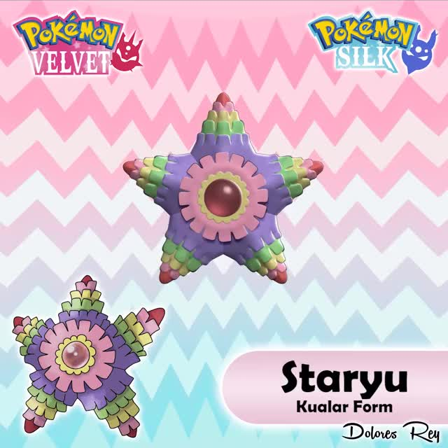 Watch and share R 007 Staryu GIFs by Rolando Borbón on Gfycat
