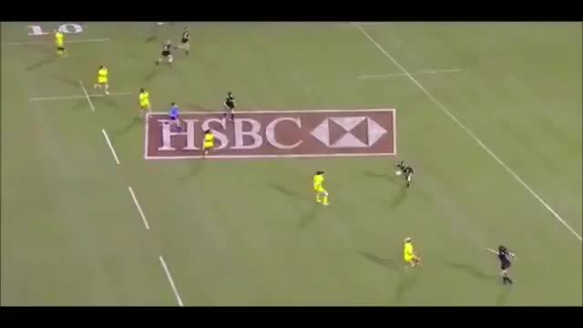 Watch and share Portia Woodman Hits 19.9mph At The USA Womens 7s GIFs by cdstc29 on Gfycat