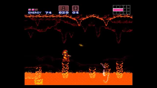 Watch and share Super Metroid VID GIFs on Gfycat