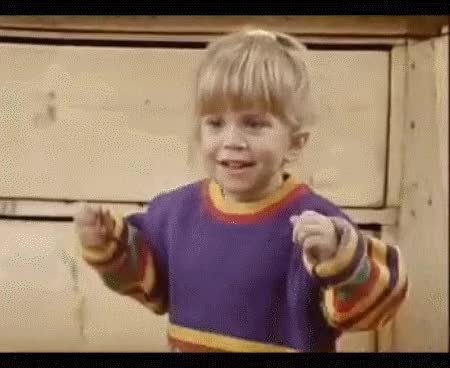 Watch and share Michelle Tanner GIFs and Full House GIFs on Gfycat