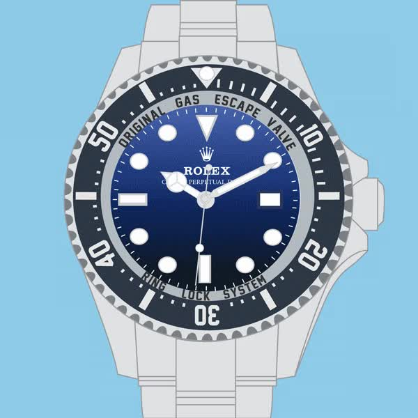 Watch and share Rolex GIFs on Gfycat