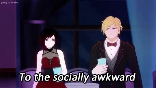 What are your favourite RWBY gifs? : RWBY GIFs
