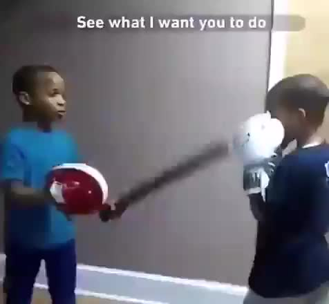Watch and share Kid Is An Excellent Boxing Coach GIFs by t-h-a-t-o-n-e-8-6 on Gfycat