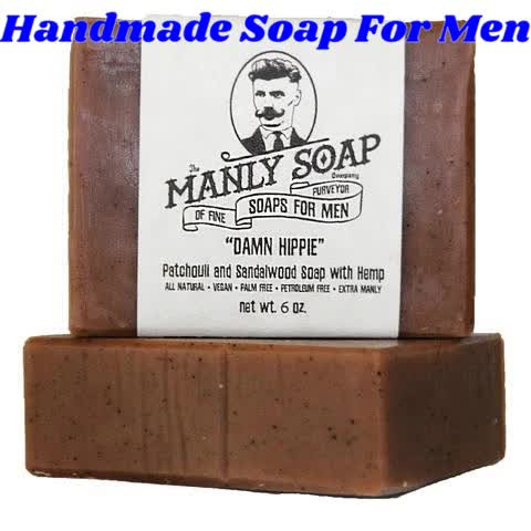 Watch Handmade Soap For Men GIF by manlysoapco (@manlysoapco) on Gfycat. Discover more Handcrafted Soap, homemade soap for sale GIFs on Gfycat