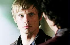 Watch and share Arthur Pendragon GIFs and Merlinedit GIFs on Gfycat