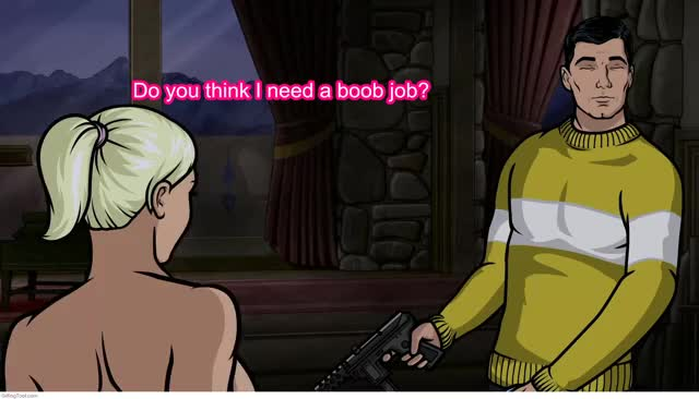 Watch Archer Swiss Miss GIF by @cheeznip73 on Gfycat. Discover more archerfx, cartoon, mrw GIFs on Gfycat