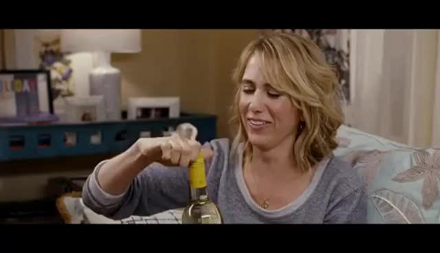 Watch and share Kristen Wiig GIFs and Wine GIFs on Gfycat