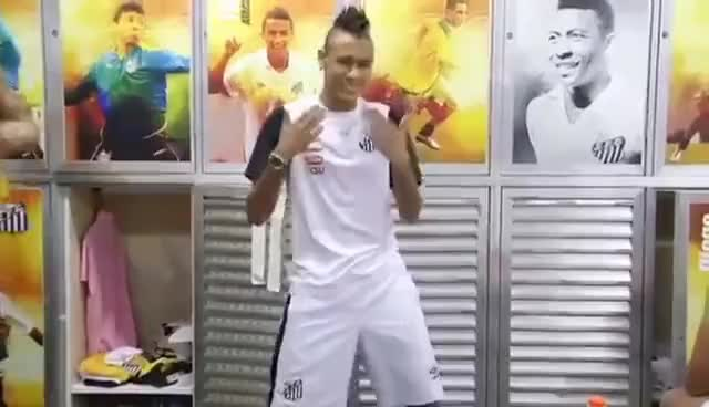 Watch this neymar GIF on Gfycat. Discover more neymar GIFs on Gfycat