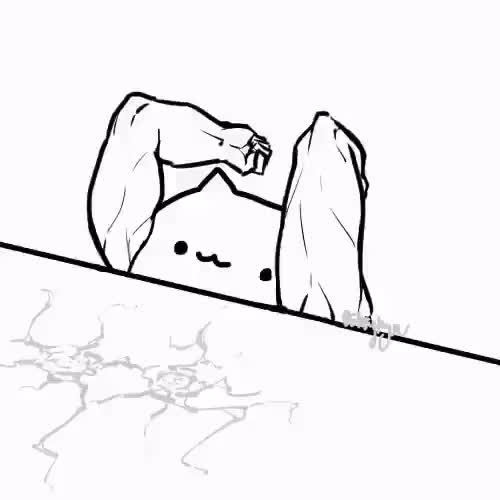 Watch and share Bongo Cat GIFs by viatical on Gfycat