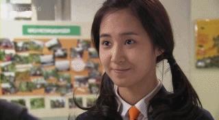kwon yuri, snsd, truth, yuri, Freshman year VS senior year GIFs